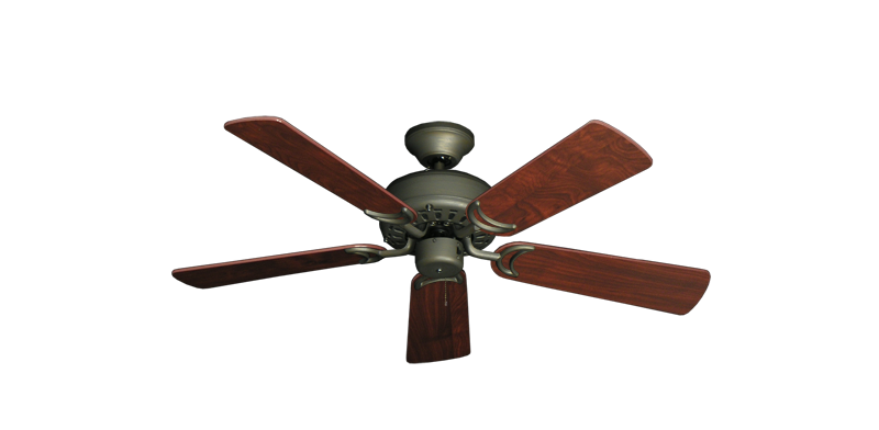 """Picture of 42"""" Dixie Belle Antique Bronze with 42"""" Cherrywood Blades"""