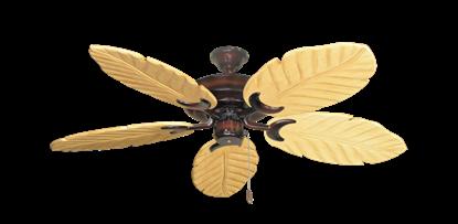 "Picture of Raindance Wine with 52"" Series 125 Arbor Maple Blades"