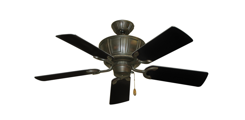 "Picture of Centurion Oil Rubbed Bronze with 44"" Black Blades"