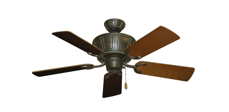 "Picture of Centurion Oil Rubbed Bronze with 44"" Natural Cherry Blades"