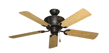 """Picture of Centurion Oil Rubbed Bronze with 52"""" Maple Blades"""