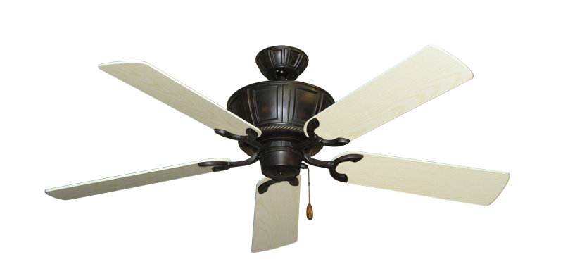 "Picture of Centurion Oil Rubbed Bronze with 52"" Pine Blades"