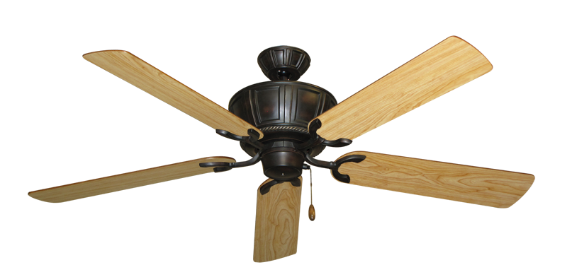 """Picture of Centurion Oil Rubbed Bronze with 56"""" Maple Blades"""