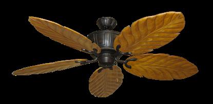 "Centurion Oil Rubbed Bronze with 58"" Series 100 Arbor Oak Blades"