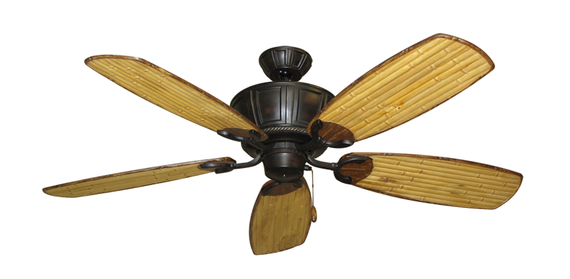"""Picture of Centurion Oil Rubbed Bronze with 52"""" Series 275 Arbor Bamboo Blades"""