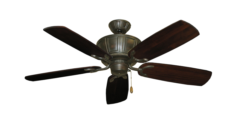 """Centurion Oil Rubbed Bronze with 52"""" Series 425 Arbor Cherrywood Blades"""