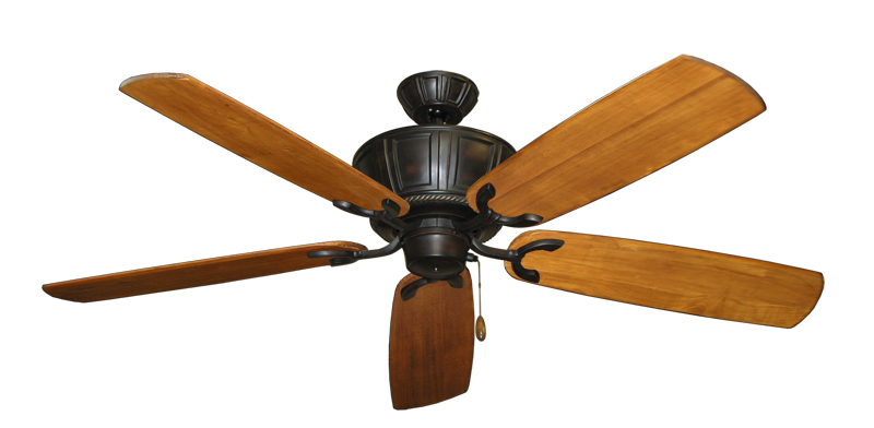 "Picture of Centurion Oil Rubbed Bronze with 60"" Series 450 Arbor Oak Blades"
