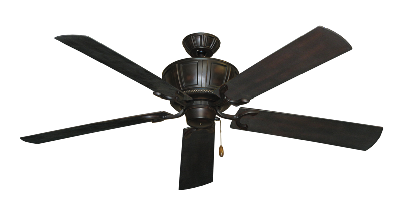 """Picture of Centurion Oil Rubbed Bronze with 60"""" Outdoor Oil Rubbed Bronze Blades"""