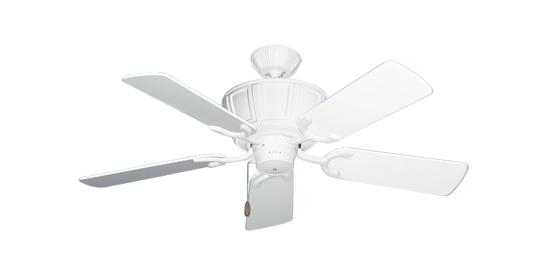 """Picture of Centurion Pure White with 44"""" Pure White Gloss Blades"""