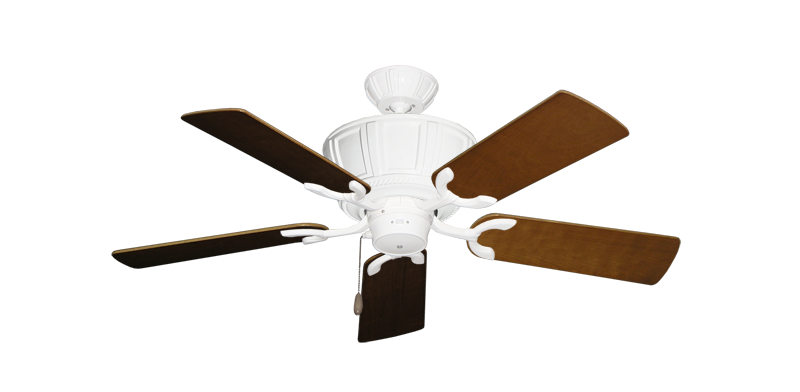 """Picture of Centurion Pure White with 44"""" Natural Cherry Blades"""