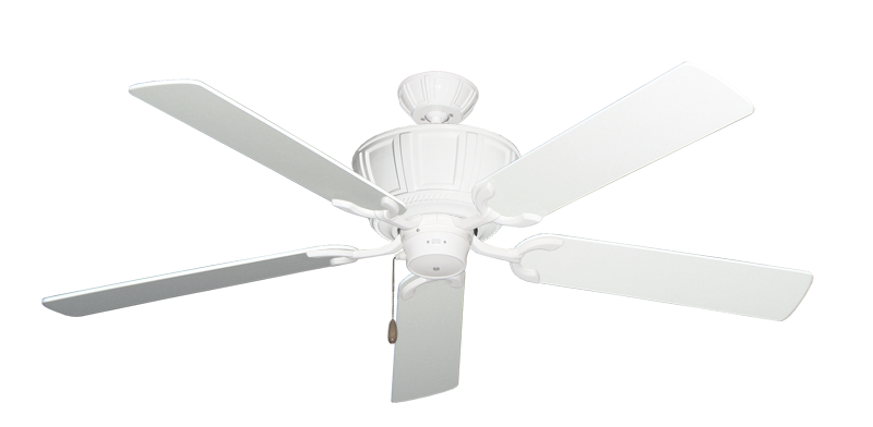 """Picture of Centurion Pure White with 56"""" Pure White Blades"""