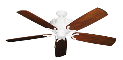 """Picture of Centurion Pure White with 60"""" Series 450 Arbor Cherrywood Blades"""