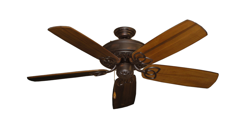 "Picture of Renaissance Oil Rubbed Bronze with 52"" Series 425 Arbor Oak Blades"