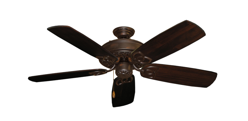 """Picture of Renaissance Oil Rubbed Bronze with 52"""" Series 425 Arbor Cherrywood Blades"""