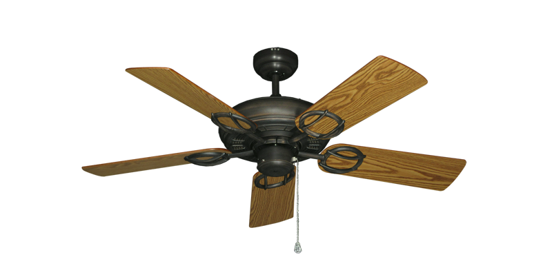 """Picture of Trinidad Oil Rubbed Bronze with 44"""" Oak Blades"""