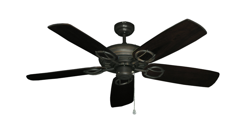 """Picture of Trinidad Oil Rubbed Bronze with 52"""" Series 425 Arbor Dark Walnut Blades"""