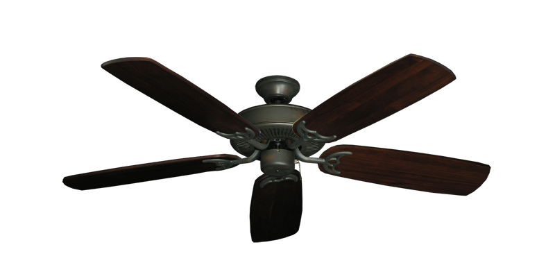 "Picture of Bermuda Breeze V Oil Rubbed Bronze with 52"" Series 425 Arbor Cherrywood Blades"