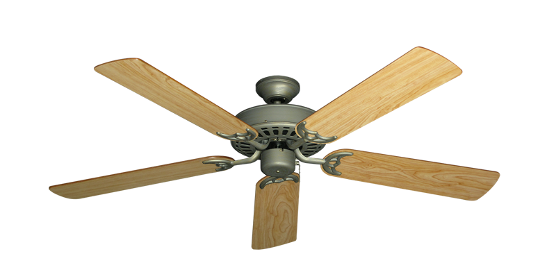 "Picture of Bimini Breeze V Antique Bronze with 52"" Maple Blades"