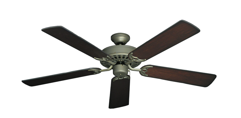 "Picture of Bimini Breeze V Antique Bronze with 52"" Distressed Cherry Blades"
