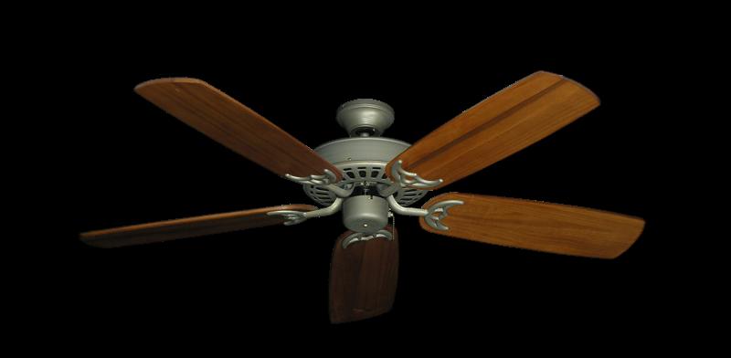 "Picture of Bimini Breeze V Antique Bronze with 52"" Series 425 Arbor Oak Blades"