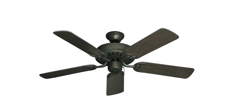 "Picture of Bimini Breeze V Oil Rubbed Bronze with 44"" Outdoor Oil Rubbed Bronze Blades"