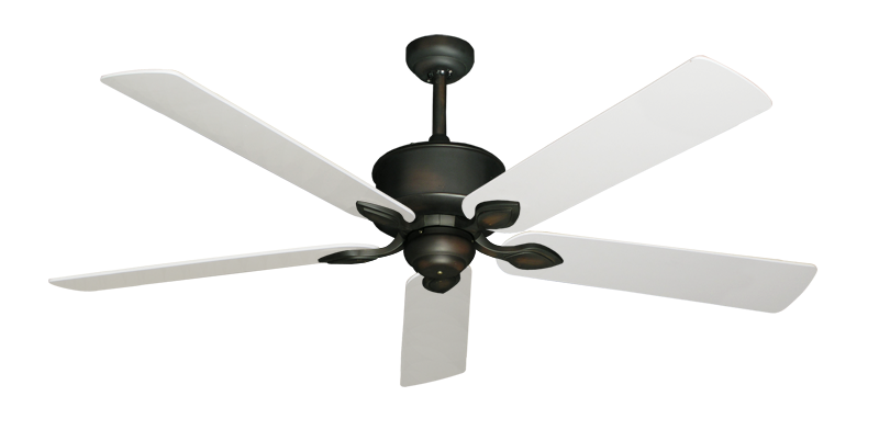 Captiva 52 Indoor Contemporary Ceiling Fan With Remote And