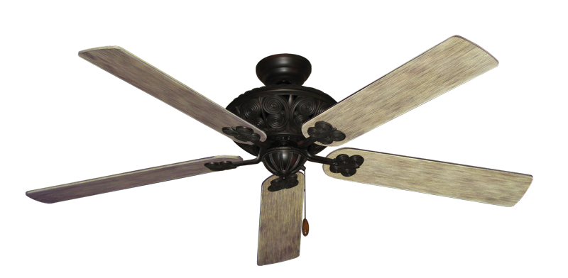 "Picture of Monarch Oil Rubbed Bronze with 60"" Driftwood Blades"