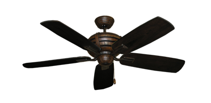 """Picture of Madeira Oil Rubbed Bronze with 52"""" Series 710 Arbor Dark Walnut Blades"""