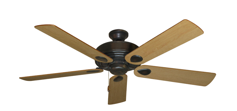 "Picture of Futura Oil Rubbed Bronze with 56"" Maple Blades"