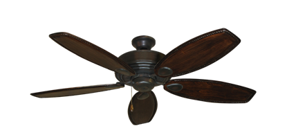 "Picture of Futura Oil Rubbed Bronze with 52"" Series 550 Arbor Whitewash Blades"