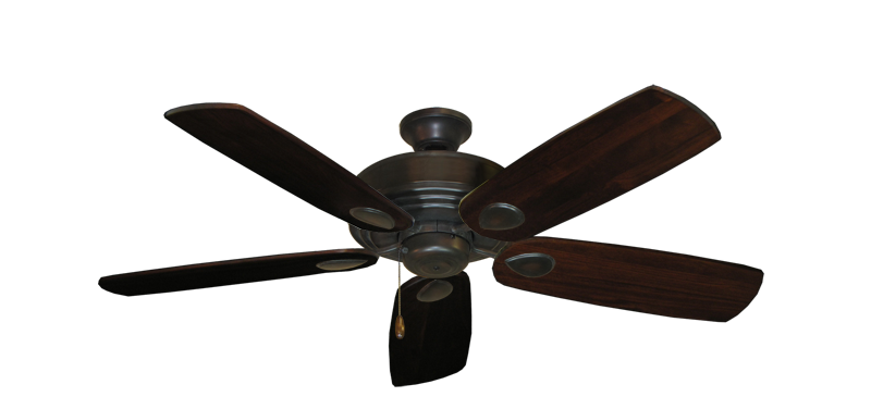 "Picture of Futura Oil Rubbed Bronze with 52"" Series 710 Arbor Cherrywood Blades"