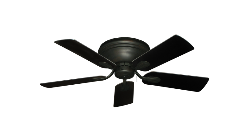 "Picture of Stratus Oil Rubbed Bronze with 44"" Black Blades"