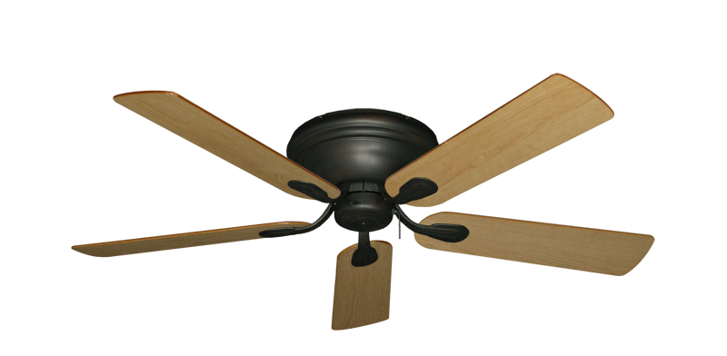 """Picture of Stratus Oil Rubbed Bronze with 52"""" Maple Blades"""