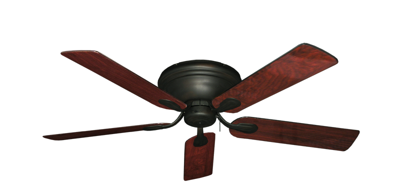 "Picture of Stratus Oil Rubbed Bronze with 52"" Cherrywood Gloss Blades"