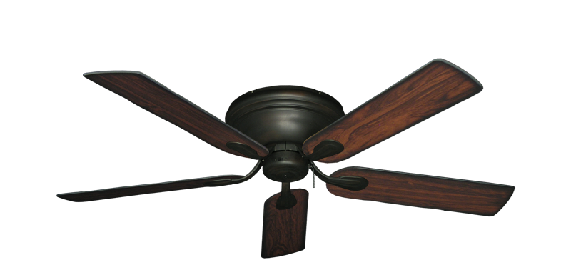 "Picture of Stratus Oil Rubbed Bronze with 52"" Burnt Cherry Blades"