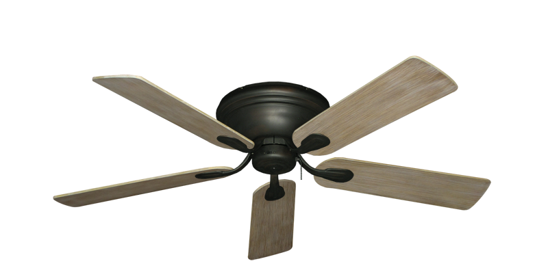 "Picture of Stratus Oil Rubbed Bronze with 52"" Driftwood Blades"