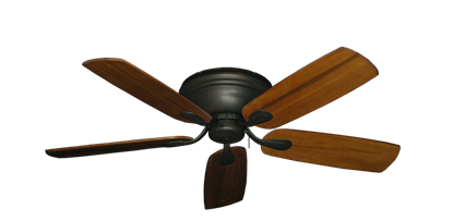 "Picture of Stratus Oil Rubbed Bronze with 52"" Series 710 Arbor Oak Blades"