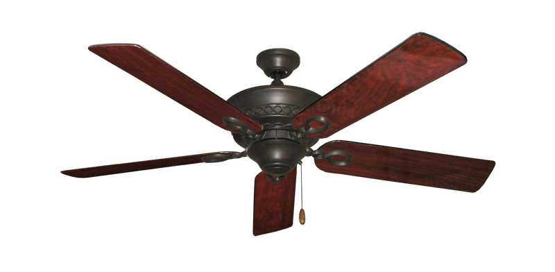 "Picture of Infinity Oil Rubbed Bronze with 52"" Cherrywood Gloss Blades"