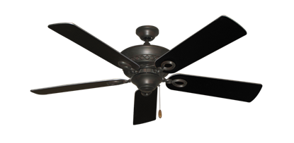 """Picture of Infinity Oil Rubbed Bronze with 52"""" Black Blades"""