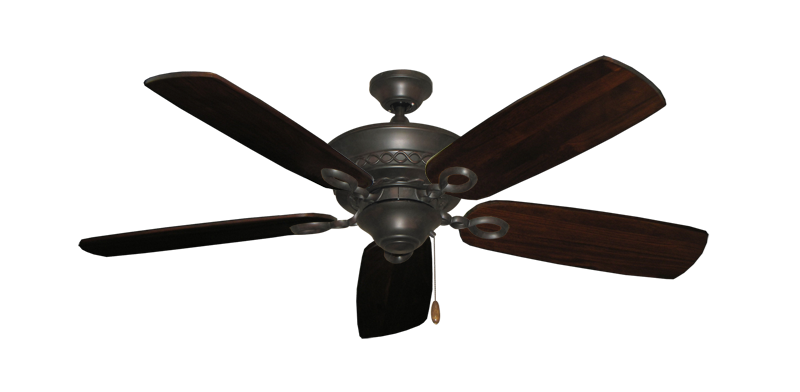 """Picture of Infinity Oil Rubbed Bronze with 52"""" Series 710 Arbor Cherrywood Blades"""
