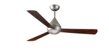 Picture of McCoy 52 in. Satin Steel Ceiling Fan