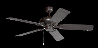 Picture of ProSeries Deluxe Builder 52 in. Indoor/Outdoor Oil Rubbed Bronze Ceiling Fan