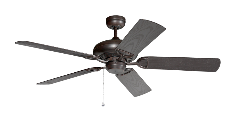 ProSeries Deluxe Builder 52 in. Indoor/Outdoor Oil Rubbed Bronze Ceiling Fan