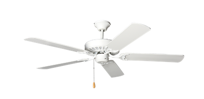 "Picture of ProSeries Builder 52"" Pure White Ceiling Fan"