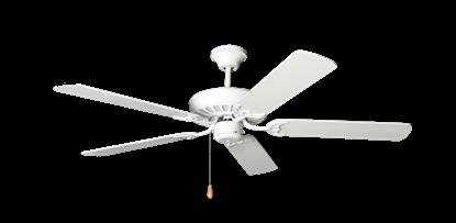 "ProSeries Builder 52"" Pure White Ceiling Fan"