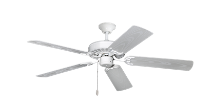 Picture of ProSeries Builder 52 in. Outdoor Pure White Ceiling Fan