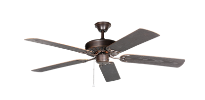 ProSeries Builder 52 in. Outdoor Oil Rubbed Bronze Ceiling Fan