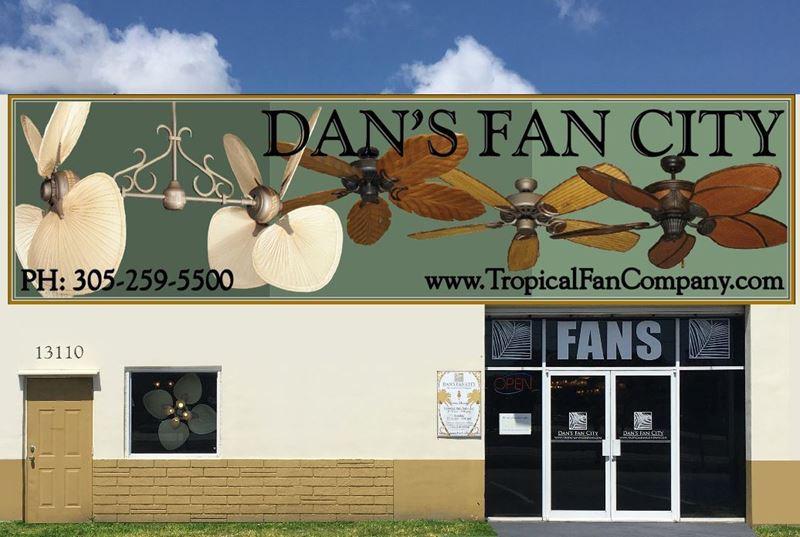 Ceiling Fan Store in Miami, FL