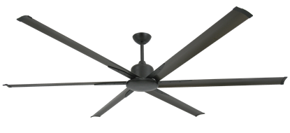 "Picture of Titan II Oil Rubbed Bronze with 84"" Aluminum Oil Rubbed Bronze Blades with Remote"