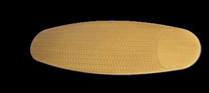 "Picture of 52"" Outdoor Wicker Tan Blades (coa)"